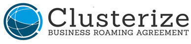 Clusterize Business Roaming Agreement